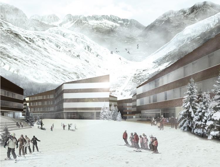 2_Ski Arena Winter